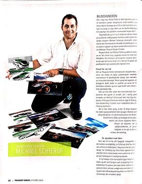 Peugeot Verde