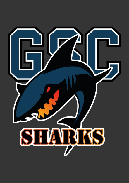 Logo for GSC Sharks