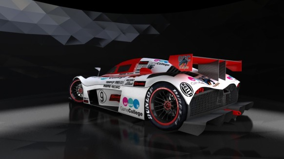 Car design contest finalist Aquila KG