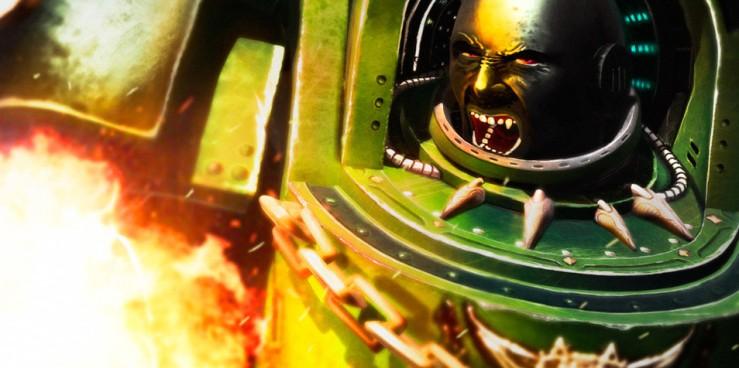 Space Hulk Salamanders Announcement art