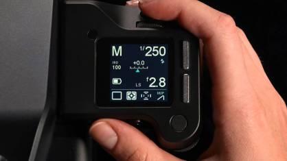 GUI on Phase One XF Camera