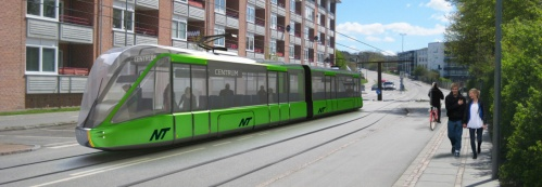 NT light rail visual for Kontrapunkt